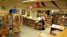 The Beaches branch Toronto Library (DEBORAH BAIC/THE GLOBE AND MAIL/DEBORAH BAIC/THE GLOBE AND MAIL)