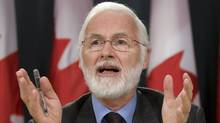 Canadian diplomat Robert Fowler (Sean Kilpatrick/THE CANADIAN PRESS/Sean Kilpatrick)