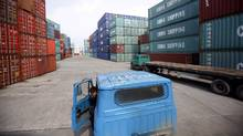 The CPPIB initially spent about $147-million in August, 2009, for the Chinese property joint venture involving logistics properties, essentially warehouses and distribution terminals, linked to expanding Chinese trade. (Aly Song/Reuters/Aly Song/Reuters)