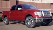 2009 Ford F-150. (Ford/Wieck)