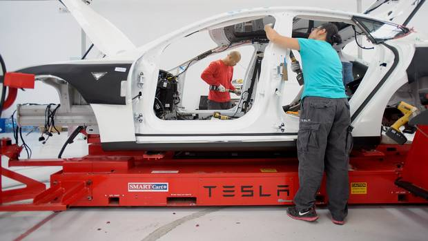 Wall Street Analysts Are Turning More Bullish On Tesla