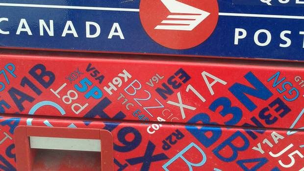 Canada post files suit over postal codes in database the for Code postal billy berclau