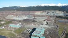 Northgate Minerals Corporation's Kemess mine (Handout)