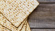 Matzoh is food for the brain, not the belly. (iStock)