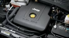 2005 Jeep Liberty Diesel (Chrysler/Chrysler)