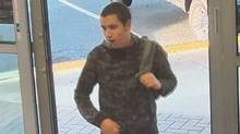 This photo from the RCMP's Integrated Homicide Investigation Team's Twitter feed shows Gabriel Klein taken just hours prior to the Abbotsford Senior Secondary attack. A British Columbia judge says the case against the man accused of stabbing two girls at an Abbotsford high school last week will move ahead, despite the man's silence. (THE CANADIAN PRESS)