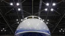 Aveos Fleet Performance Inc., which conducts airplane repairs for Air Canada, is shutting down operations in Winnipeg, Vancouver and Montreal, leading to hundreds of Aveos job losses. (Peter Power/The Globe and Mail/Peter Power/The Globe and Mail)