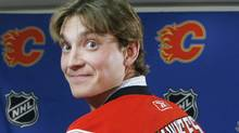 Calgary Flames defenceman Jay Bouwmeester says the NHL's new realignment plan won't solve the league's geographic challenges.THE CANADIAN PRESS/Jeff McIntosh (Jeff McIntosh/CP)