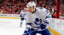 Kris Versteeg of the Toronto Maple Leafs (Paul Bereswill/2010 Getty Images)