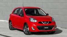 2015 Nissan Micra (Nissan)