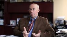 Former parliamentary budget officer Kevin Page is expected to be named Jean-Luc Pepin Research Chair on Canadian Government at the University of Ottawa next week. (Dave Chan For The Globe and Mail)