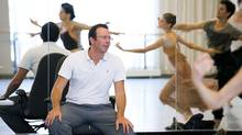 """Alexei Ratmansky oversees a rehearsal of """"Romeo and Juliet"""". (Sian Richards)"""