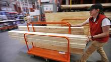 Home Depot has 180 stores in Canada, and a spokeswoman said that all Home Depot customers were affected by the breach. (Gene J. Puskar/AP)