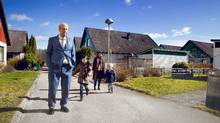 A Man Called Ove is one of Sweden's biggest comedies ever, a top earner at the box office and critically adored at home. (Rolf Lassgård/Courtesy of Red Eye Media)