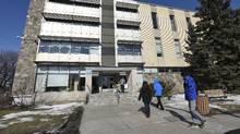 Collège de Maisonneuve in Montreal is photographed on March 12 2015. (Fred Lum/The Globe and Mail)