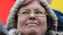 Attawapiskat Chief Theresa Spence has been on a hunger strike for more than three weeks. (Sean Kilpatrick/THE CANADIAN PRESS)