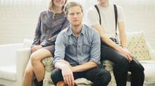 The Lumineers went from broke and dejected in New York to worldwide hits with the release of Ho Hey. (HO)