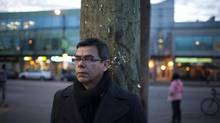 Scott Clark, executive director of the Aboriginal Life in Vancouver Enhancement Society, blames native-only programs that isolate children for the crisis native kids face in the Grandview Woodlands community. (Rafal Gerszak for the globe and mail)