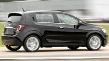 2012 Chevrolet Sonic (GM/GM)