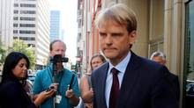 Immigration Minister Chris Alexander says Canada will do more to help Syrian refugees but did not offer specifics. (FRED CHARTRAND/THE CANADIAN PRESS)