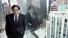 OMERS president and CEO Michael Nobrega is seen in this file photo. (Darren Calabrese For The Globe and Mail)