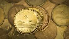 A Canadian dollar coin is shown in this illustration picture taken in Toronto on Jan. 23, 2015. (Mark Blinch/Reuters)