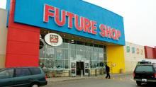 Future Shop (Tibor Kolley/Tibor Kolley/THE GLOBE AND MAIL)