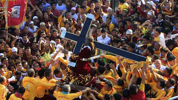 the feast of the black nazarene essay