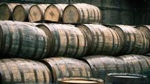 Aging wines in bourbon barrels leads to super easy-drinking results. (Tommy Lee Walker/Getty Images/iStockphoto)