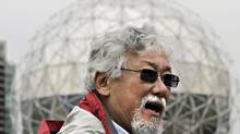 Canadian environmentalist David Suzuki is seen in this file photo in Vancouver, British Columbia June 4, 2012. (ANDY CLARK/REUTERS)