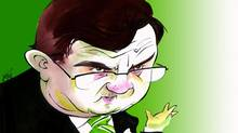 Finance Minister Jim Flaherty. (Anthony Jenkins/The Globe and Mail)