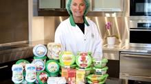 Susan Niczowski, founder and president of Summer Fresh Salads. (Handout)