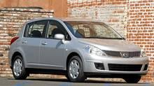 2008 Nissan Versa (Nissan)