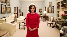 Natalie Portman plays Jackie Kennedy in the film Jackie. (Toronto Film Festival via AP)