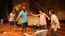 A scene from the Toronto production of Clybourne Park.