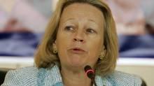 SEC chair Mary Schapiro (Haraz N. Ghanbari/ASSOCIATED PRESS)