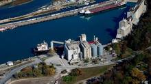 Thirdcoast Ltd.'s Goderich, Ont., grain terminal (Thirdcoast)