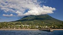 The Four Seasons Resort in Nevis.