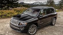 2014 Jeep Compass Limited (Jeep)