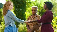 A scene from The Help, a Hollywood film that found an audience through word of mouth.