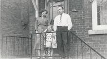 Honest Ed's was still a draw for Marsha Lederman's parents Jacob (Ted) Lederman and Gitla (Jean) Lederman and her sister Rachel even after they moved to the suburbs from their house on Major St.