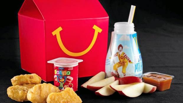 Mcdonalds Meals uk Mcdonald's New Happy Meal