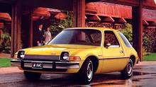 AMC Pacer - Although it was a gas guzzler and a rust bucket, the Pacer's hideous looks were its main calling card.