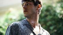 Gaspard Ulliel balances carefully on the audience's sympathies as Louis, the main character of Xavier Dolan's new film, It's Only the End of the World.