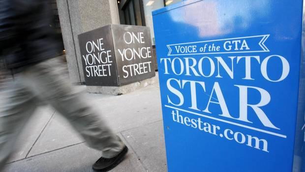 Toronto Star Job 31