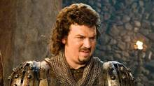 "Danny McBride stars in ""Your Highness."""