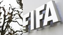 FIFA headquarters in Zurich, Switzerland. (Dominic Steinmann/AP)