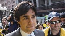 A little over a year after being acquitted of charges of sexual assault, Jian Ghomeshi has released a podcast on world citizenship and the loss of homelands. (Mark Blinch/THE CANADIAN PRESS)