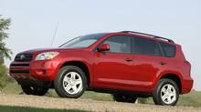 2008 Toyota Rav4 (Bill Petro)