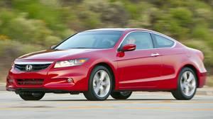 2011 Honda Accord EX-L V-6 Coupe
